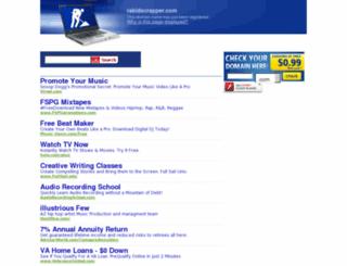 rabidscrapper.com screenshot