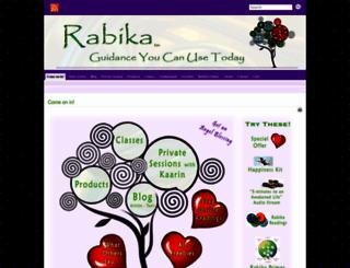 rabika.com screenshot