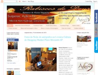 rabiscosdedeus.blogspot.com.br screenshot