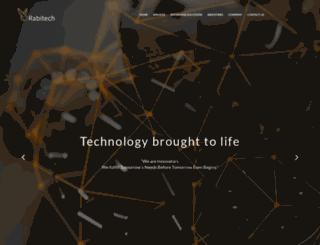 rabitech.in screenshot