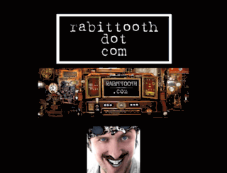 rabittooth.com screenshot