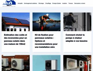 rac-f.org screenshot