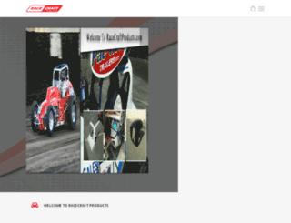 racecraftproducts.com screenshot