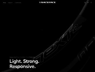 raceface.com screenshot