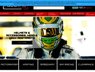raceline-racewear.com.au screenshot