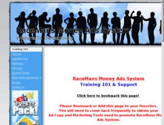 racemans.com screenshot