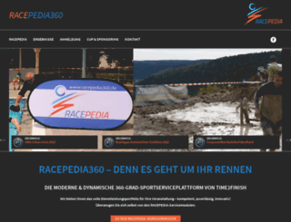 racepedia.de screenshot