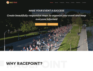 racepoint.ca screenshot
