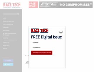 racetechmag.com screenshot