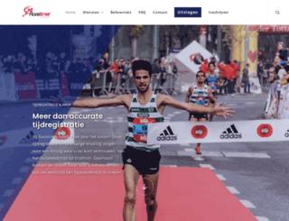 racetimer.eu screenshot