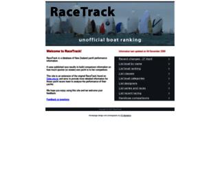 racetrack.org.nz screenshot