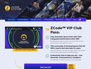 racexpert.com screenshot