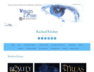 rachaelritchey.com screenshot
