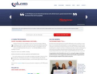 rachelharrison.uk.com screenshot