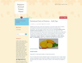 rachelkarthik01.wordpress.com screenshot