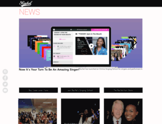 rachelkerrmusic.com screenshot