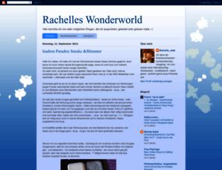 rachellejade.blogspot.de screenshot