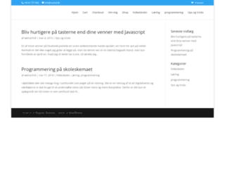 rachid.dk screenshot