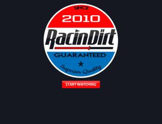 racindirt.com screenshot