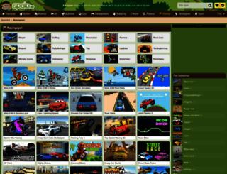 racing.spelo.se screenshot