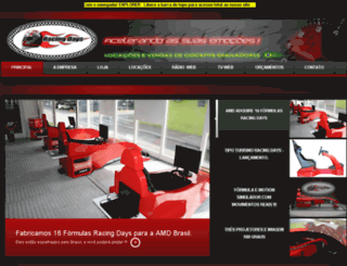racingdays.com.br screenshot