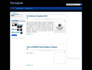 racinglook.blogspot.com screenshot