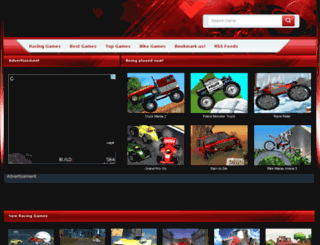 racingninja.com screenshot