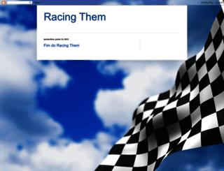 racingthem.blogspot.com screenshot