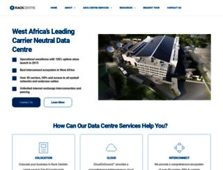 rack-centre.com screenshot