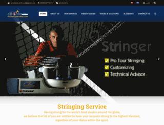 racketspecialist.gr screenshot