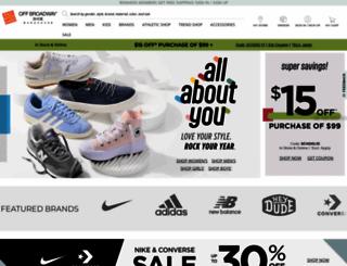 rackroomshoes.com screenshot