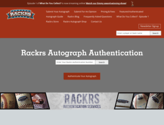 rackrs.com screenshot