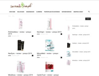 racoma.com.ph screenshot