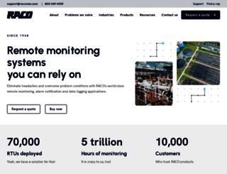 racoman.com screenshot