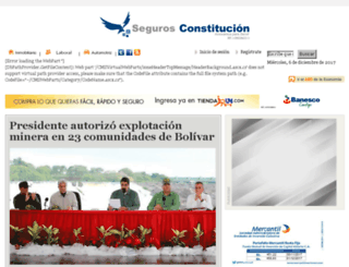radar.elmundo.com.ve screenshot