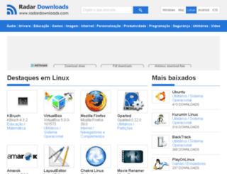 radardownloads.com screenshot