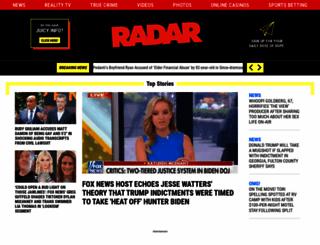 radaronline.com screenshot