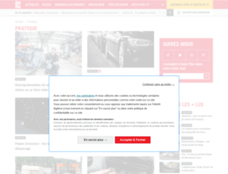 radars.autoplus.fr screenshot