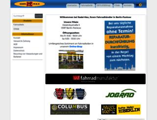 radel-max.de screenshot