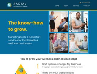 radialgroup.com screenshot