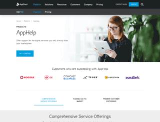 radialpoint.net screenshot