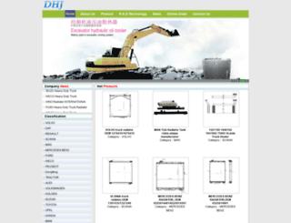 radiator-tank.com screenshot