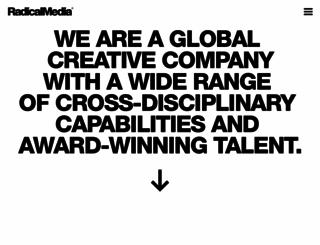 radicalmedia.com screenshot