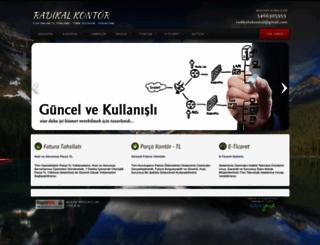 radikalkontor.com screenshot