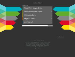 radikewl.com screenshot