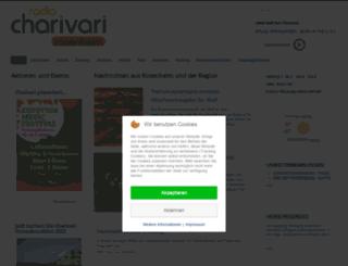 radio-charivari.de screenshot