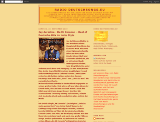 radio-deutschsongseu.blogspot.com screenshot