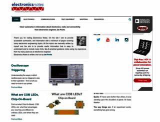 radio-electronics.com screenshot