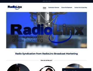 radio-linx.com screenshot