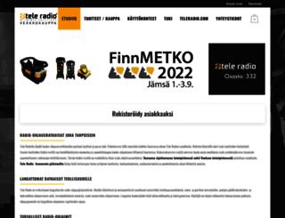 radio-ohjaus.fi screenshot